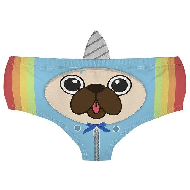brixini.com - 3D Cat & Friends Underwear