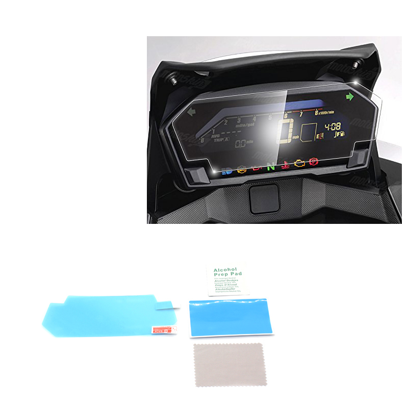 For HONDA NC750 NC750S NC750X NC700 S/X 2014 2015 2016 Cluster Scratch Protection Film Screen Protector