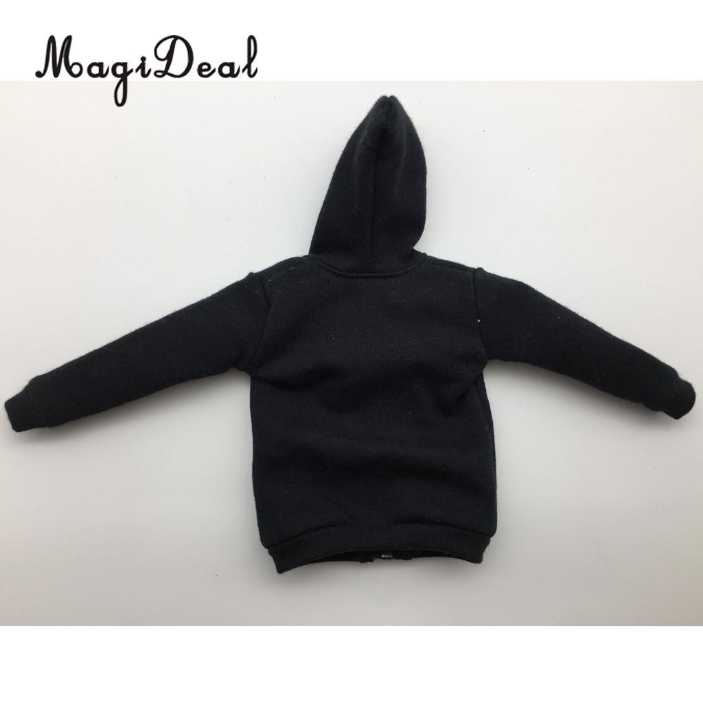 1//6 men Hooded fleece jumper for Hot Toys body in stock