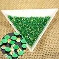 Rhinestones de la Resina 2mm jalea 1000 unids Flatback Redondo Flojo de Imitación Artesanías Pegamento En Diamantes DIY Fabricación de La Joyería Decoraciones