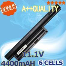 11.1 В 4400 мАч батареи BPS22 VGP-BPS22 VGP-BPS22A Для SONY VAIO EA16E VPCE1Z1E VPCEA18EC