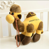 NUEVO Camello CALIENTE Muñeco de Peluche de Juguete Muñeca de Regalo de Cumpleaños Envío Gratuito a Nivel Mundial