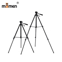 купить 47-120cm Profesional Adjustable Camera Tripod Stand For Canon Nikon Sony DSLR Camera Camcorder Mini Tripod Clip Set For Phone по цене 1700.58 рублей