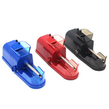 Electronic Cigarette Accessories Automatic Tobacco Roller Practical Rolling Machine Injector Maker