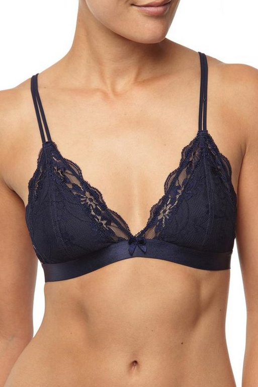 Comfortable And Sexy, Place The Triangle Bra!
