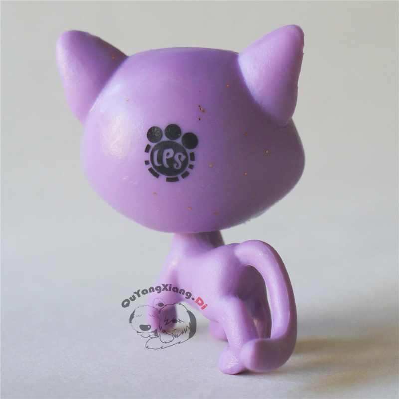 CWM052 Pet Shop Animais gatinho gato Grande boca boneca action Figure