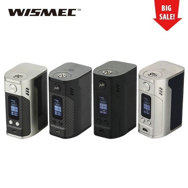 Оформление wismec reuleaux RX300 TC поле Mod Vape мод 300 Вт rx300 поле Mod без Батарея электронные сигареты Vs RX GEN3/RX200S/RX2/3
