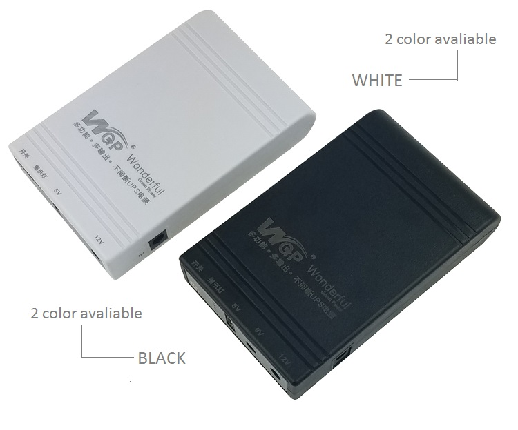 Buy 5v 9v 12v 2a Modem mini small size home online ups system dc