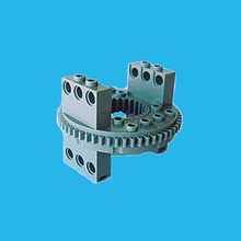 1Piece Technic Series Block Brick Parts No.2855+2856 large rotating Platform accessories Compatible with 2856c01 Assembles Part(China)