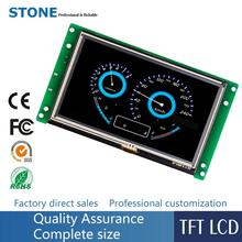 RS232 RS485 TTL interface TFT LCD panel with controller board and 8 inch touchscreen все цены