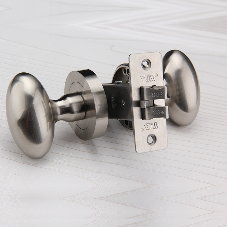 Premintehdw Door Mortise Lock Set Olive Design (Double-Sided) (Door Thickness: 35-50mm) Escaping