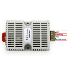 1PC Temperature and Humidity Transmitter Detection Sensor Module Collector Analog Output 0 5 0 10V Instrumentation