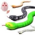 Novedad Serpiente de Control Remoto Por Infrarrojos y Divertido Huevo Simulación Estupenda Prank Juguetes