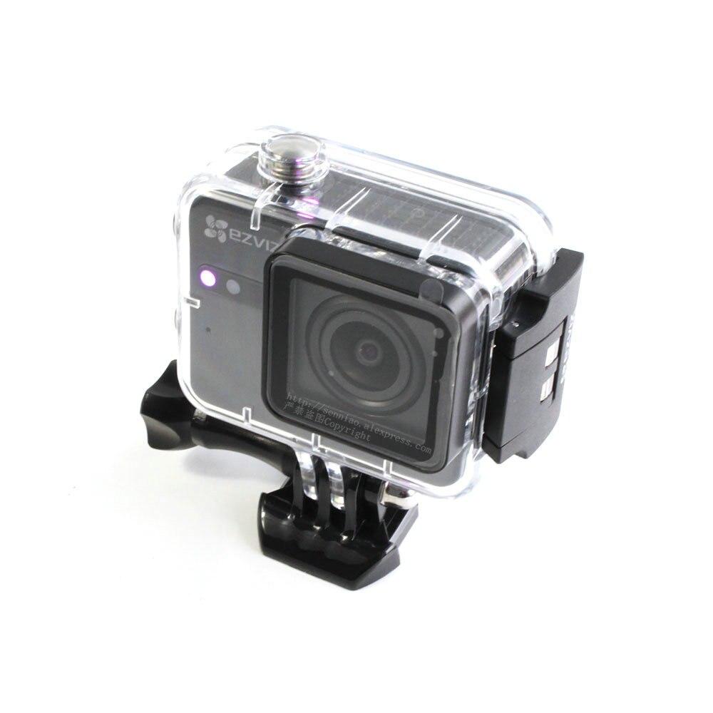 Ezviz s5plus Action Sports Камера 4 К 30fps 1080 P Wi Fi Водонепроницаемый Электронный anti shake коррекция искажений 64 г Extreme памяти