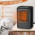 Hot New 500 W Mini Portatile Riscaldatore di Ceramica Elettrico del dispositivo di Raffreddamento Ventola Hot Home Office Scaldino di Inverno HY99 DC17