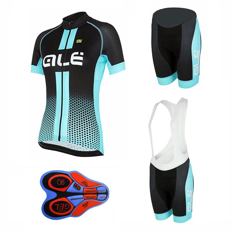 2018 women ALE cycling jersey road bike wear bicycle clothes maillot ciclismo mujer summer breathable mtb racing sportswear