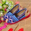 Womens shoes Flats zapatos mujer 2016 hot fashion folk-custom women flat shoes