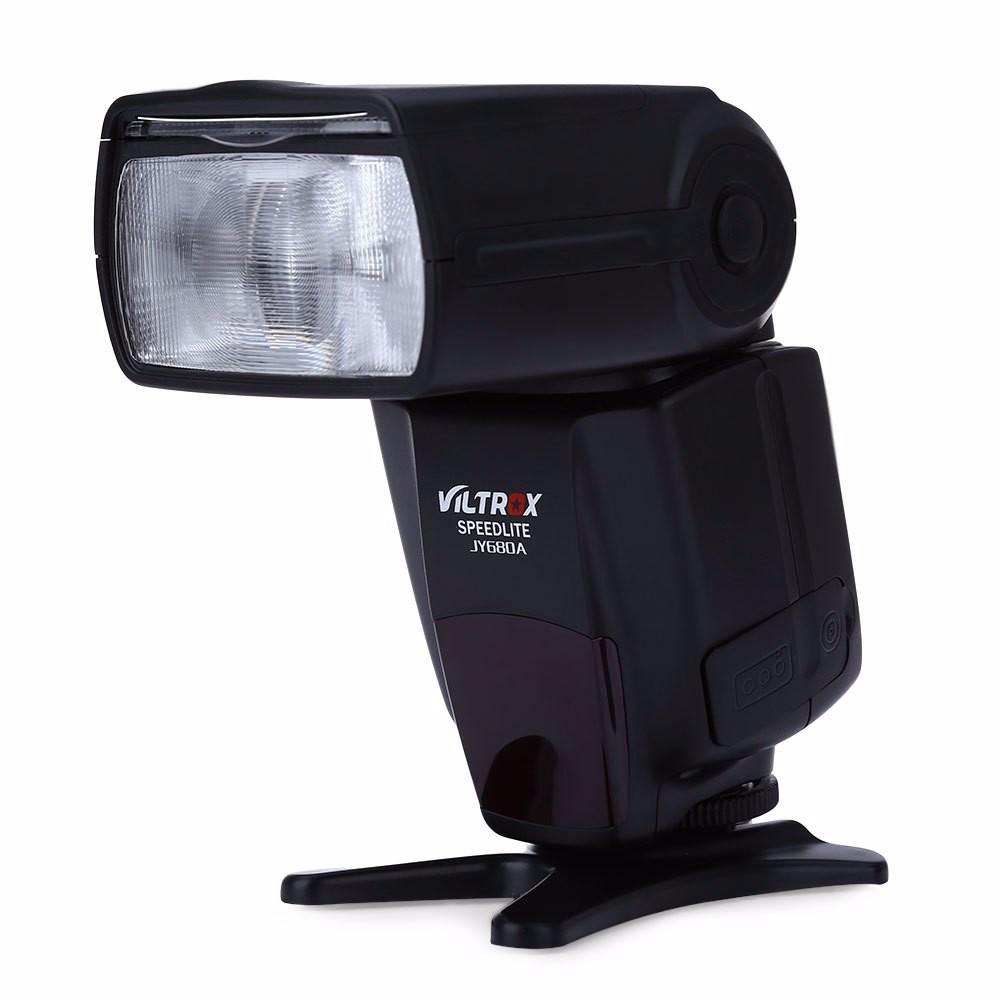 Prix pour VILTROX JY-680A Universel LCD Flash Flash pour Canon Nikon Pentax Olympus Caméras, avec Livraison Bounce Diffuseur