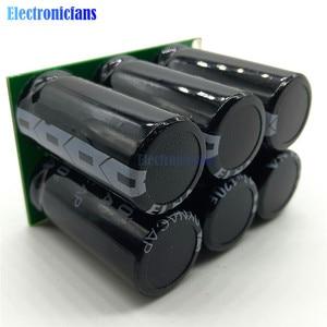 Image 3 - 16V 20F Ultracapacitor Motore Batteria di Avviamento Auto di Richiamo Super Condensatore # Fila Singola/Doppia Fila 6 Pcs 2.7V 120F Condensatori