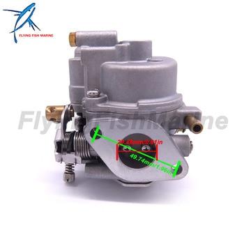 6AU-14301-40 6AU-14301-41 Outboard Motor Carburetor Assy for YamahaT9.9G F9.9F 9.9HP Boat Engine, Electric Start