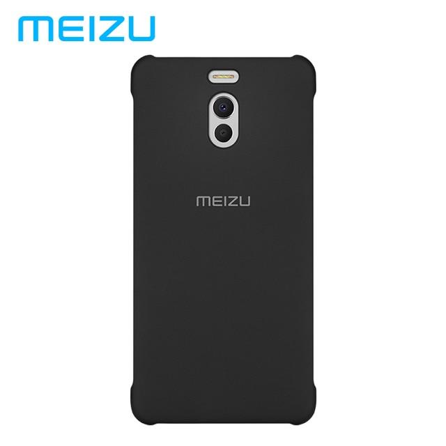 Оригинал Meizu телефон Встроенная Дело ячейки чехол для телефона Mobile чехол для телефона защитная Cove анти-осень мода для Meizu M6 Примечание телефон