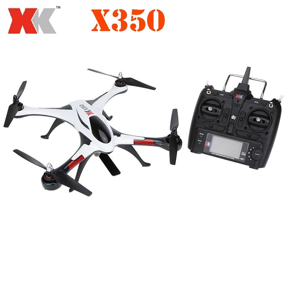 где купить XK X350 4CH 6-Axis 3D STUNT RC Drone UAV 6G Mode RC Quadcopter FPV Air Dancer Aircraft 1000m Control Distance дешево