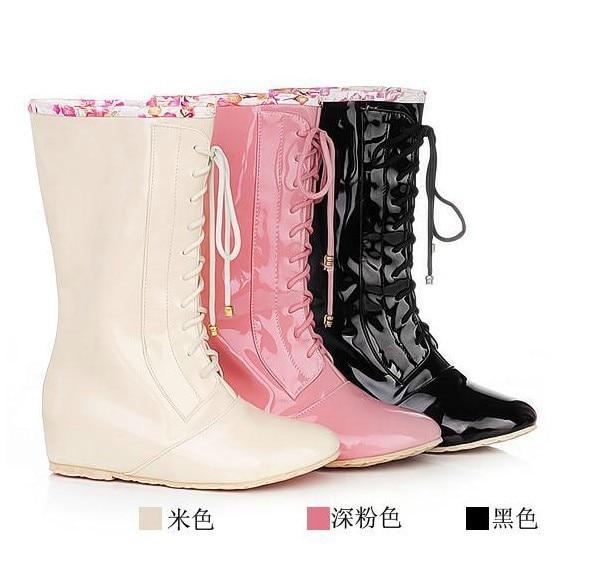 Japanese Korean Female Fashion Rain Boots Rain Boots Wellies Size Yard Boots Fashion Lady Shoes