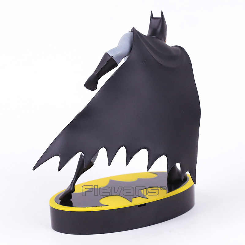 Batman The Animated Series 1/10 Escala Pré-pintada Figura ARTFX + ESTÁTUA Estátua PVC Collectible Toy Modelo