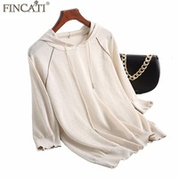 Sweatshirts Women 2018 Summer Luxury High End Hoodies Shinning 100 Viscose Golden Thread Knitted Fashion New
