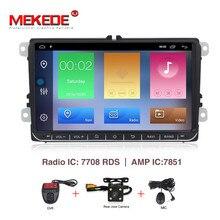 1024×600 9 «Android 9,1 2 + 32G Автомобильный мультимедийный плеер для VW SKODA Octavia сиденье гольф 5 GOLF 6 поло PASSAT B5 B6 Jetta Tiguan DVD