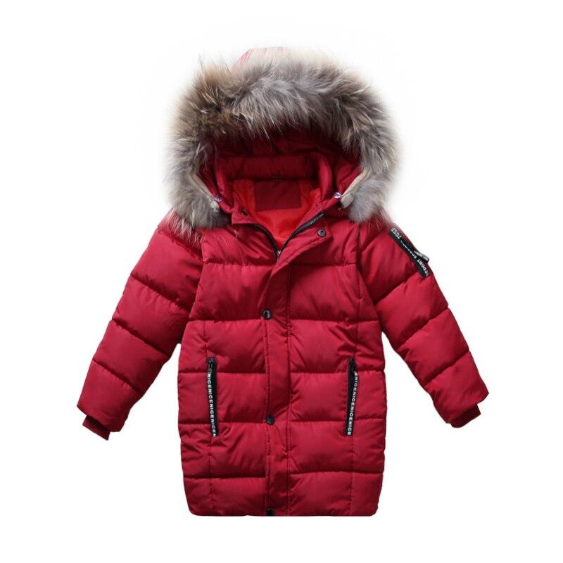 4-14 ans adolescents garçons hiver épais chaud long manteaux enfants sweat à capuche décontracté tenue 2019 mode automne garçons vêtements école style hauts