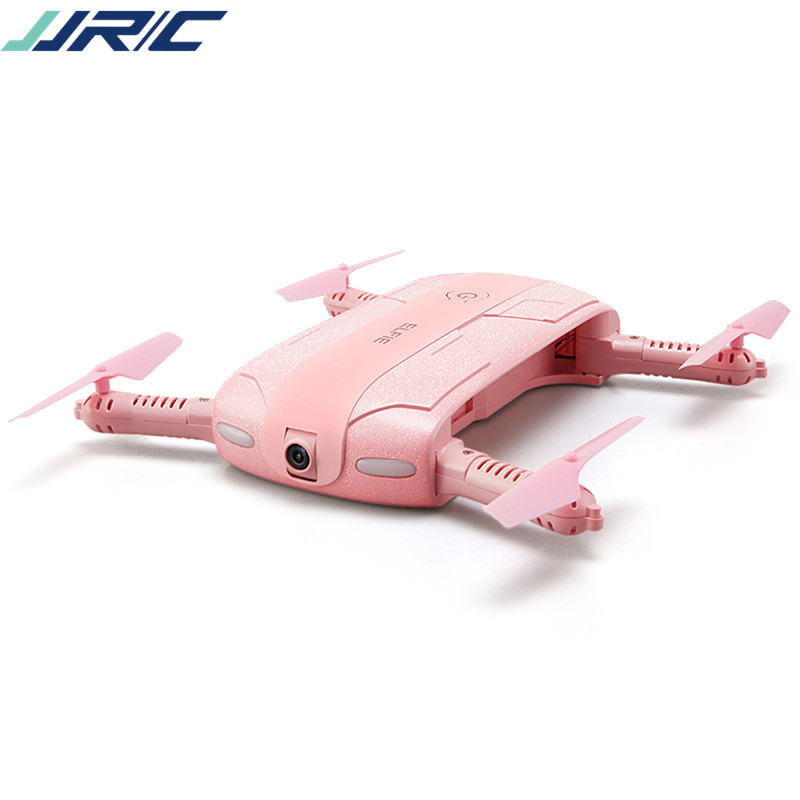 JJRC mini foldable pocket selfie drone with HD camera 2MP  Pink Rc Quadcopter Selfie Drone Best valentines day Gift JJRC mini foldable pocket selfie drone with HD camera 2MP  Pink Rc Quadcopter Selfie Drone Best valentines day Gift