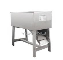 Горизонтальная двойная плита слайсер для мяса коммерческий 220