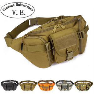 Waterproof men Waist bags Hip Package pochete casual Fanny Pack travel large army waist pack