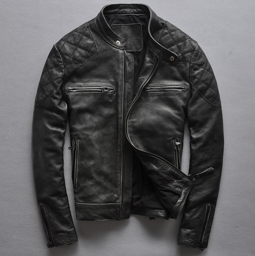 Motorcycle leather jacket brands