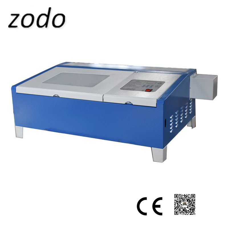 K40 Laser Engraving Machine For Mobile Phone Screen Film Protector,320 40w Laser Cutter Machine ,mini Laser Cutter Machine