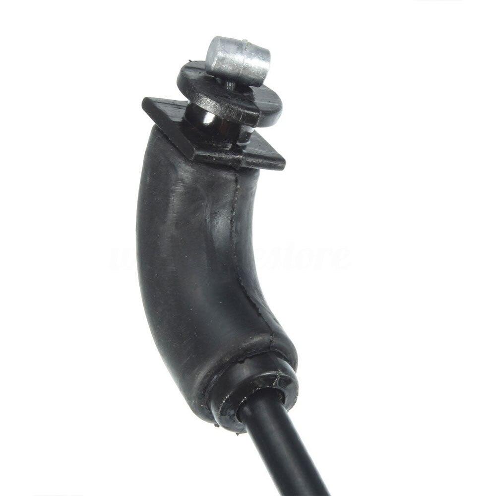 Vehemo пластиковая резина для капота КАБЕЛЬ капота автомобильные аксессуары автомобильный чехол Крышка Кабеля