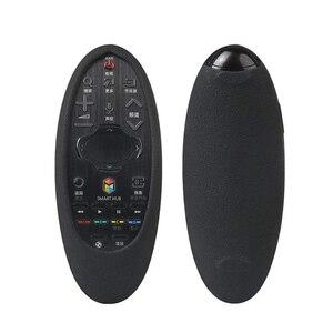 Image 4 - ケースのためのサムスンテレビのリモコン BN59 01185F BN59 01181A BN59 01185A LED HDTV SIKAI 耐衝撃シリコンストラップでカバー