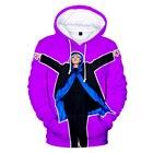 3D Hot Team hoodies ...