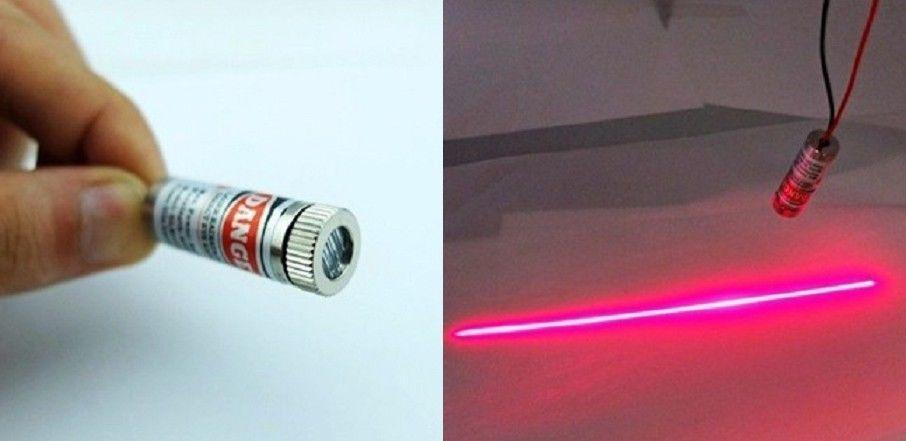 5 Stücke Industrie Klasse 650nm 5 Mw 5 V Rot Laser Line Module Glas-objektiv Fokussierbar MöChten Sie Einheimische Chinesische Produkte Kaufen? Messung Und Analyse Instrumente