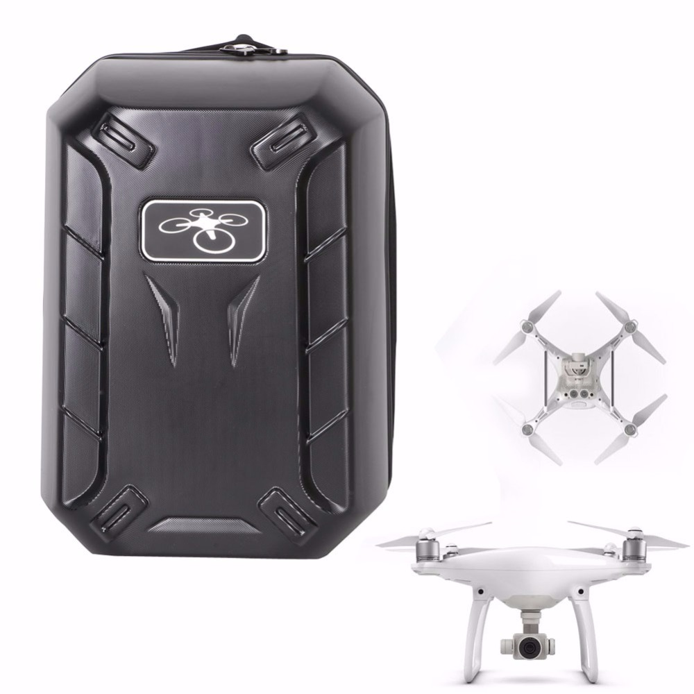 2017 phantom 3 Hardshell Bag Backpack Shoulder Carry Case Hard Shell Box for DJI Phantom 2 3s Standard FPV  2017 new arrival waterproof backpack bag shoulder hard shell case for dji phantom 3 quadcopter free shipping