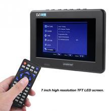 LEADSTAR Potable 7 inch HD 1080P TFT TV LED Screen Mini