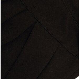 Image 5 - NORMOV 2 ألوان المرأة عادية سراويلي حريمي موضة 2019 الصلبة فضفاض السراويل منتصف الخصر حجم كبير السراويل الطويلة ضئيلة الإناث السراويل