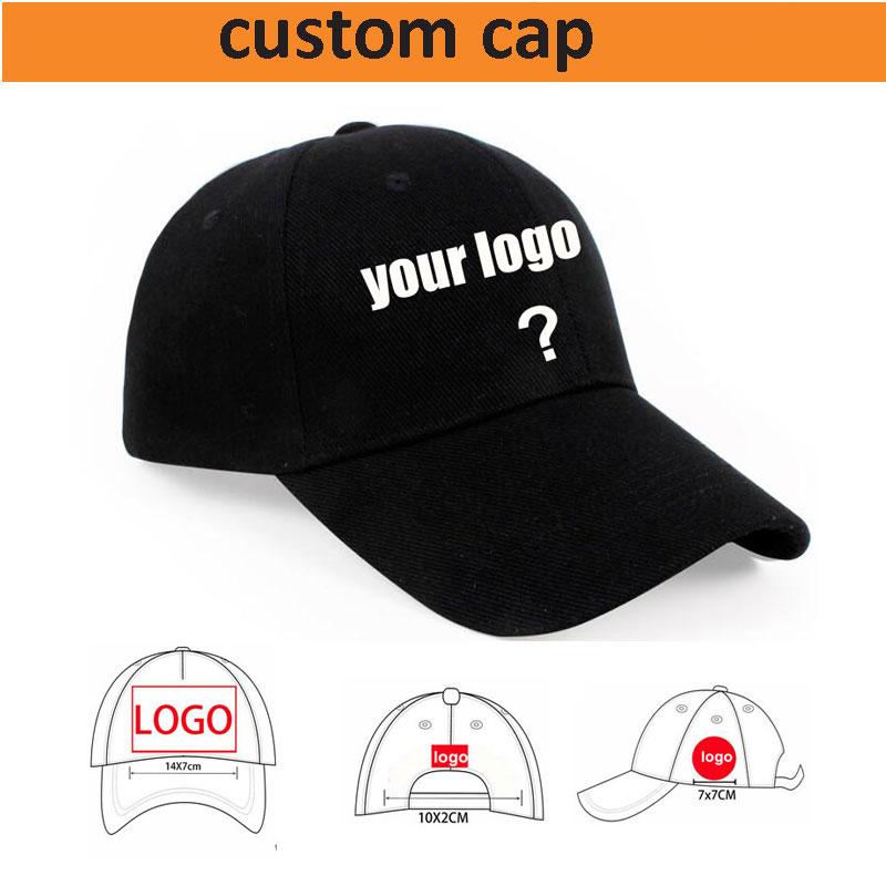 factroy price!free shipping!custom baseball cap,adult custom caps snapback children cap custom,make your design-in Men's Baseball Caps from Apparel Accessories