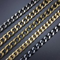 DIY jewelry accessories production Gold silver bronze Rose Gold Bag chain Sexy flash style Retro-style chain 100cm