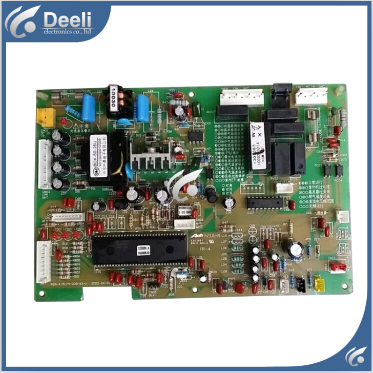 95% new good working for air conditioning board KFR-7001W/BP RZA-4-5174-039-XX-1 board good working цена и фото