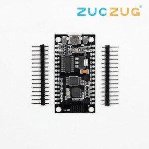 Image 1 - 1 قطعة V3 NodeMcu لوا واي فاي وحدة التكامل من ESP8266 + ذاكرة إضافية 32 متر فلاش ، USB المسلسل CH340G