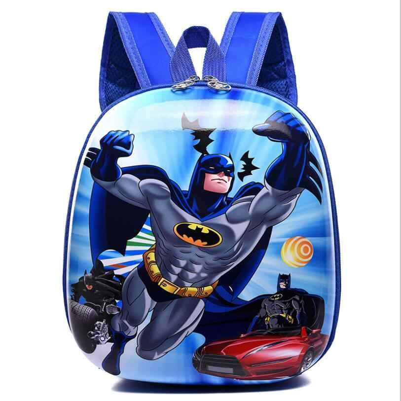 2019 Милый Мультфильм Эльза основной детей школьные рюкзаки для девочек 3D печать непромокаемые жесткий в виде ракушки детские ортопедические рюкзаки