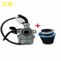 35mm Air Filter + Carburetor 19m Carby 50/70/90/110/125cc ATV Quad Pit Dirt Bike