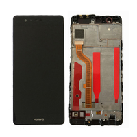 5 2 Original For Huawei P9 LCD Display With Touch Screen Digitizer Assembly Black White Gold